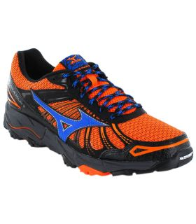 Mizuno Wave Mujin 3 Orange