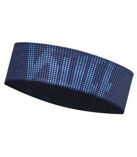 Buff Headband UV Slim Deep Loog Dark Navy