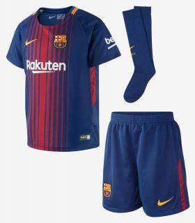 Maillot de foot Nike 2017/18 FC Barcelone la Maison Kit