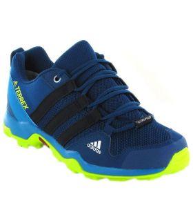 Adidas Terrex AX2R ClimaProof Azul