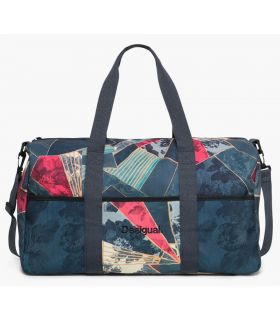 Desigual Gym Bag Dark Denim