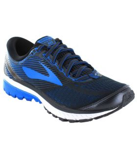 Brooks Ghost 10 Bleu