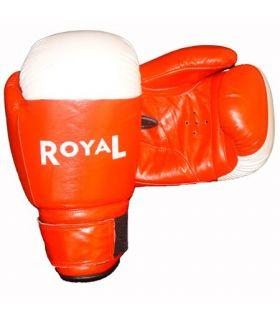 Guantes de Boxeo Royal 1803 piel red