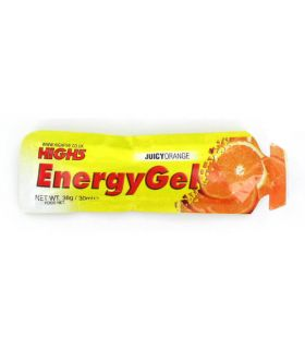 High5 Energy Gel Naranja