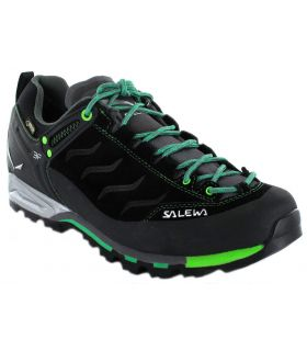 Salewa MTN Trainer Black Gore-Tex