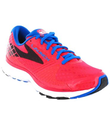 Brooks Launch 3 Fuchsia