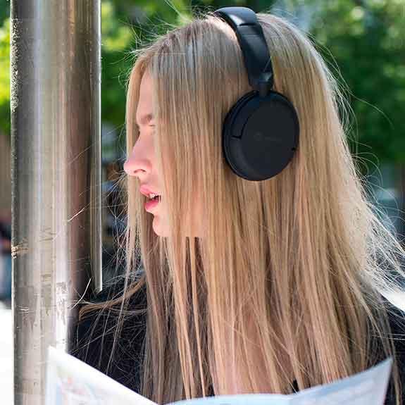 Magnussen Auricular H3 Black Bluetooth