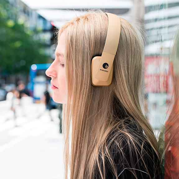 Magnussen Auricular H4 Black Bluetooth