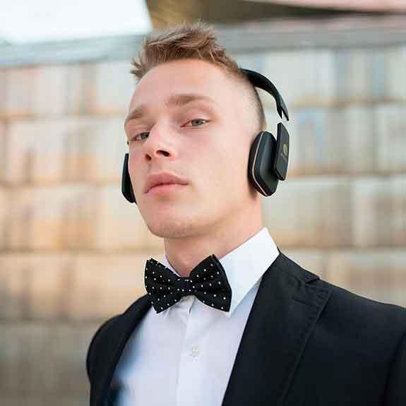 Magnussen Auricular H4 Gold Bluetooth