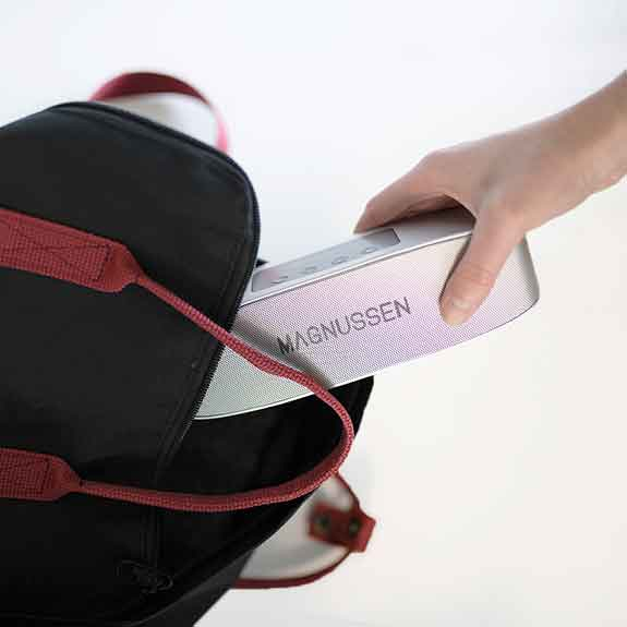 Magnussen Speaker S3 Silver
