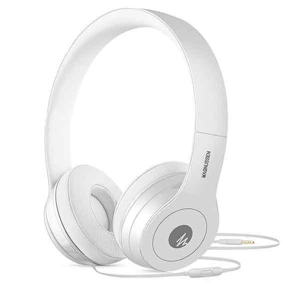 Magnussen Auricular W1 White Gloss Bluetooth