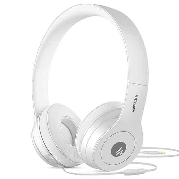 Magnussen Auricular W1 White Mate Bluetooth