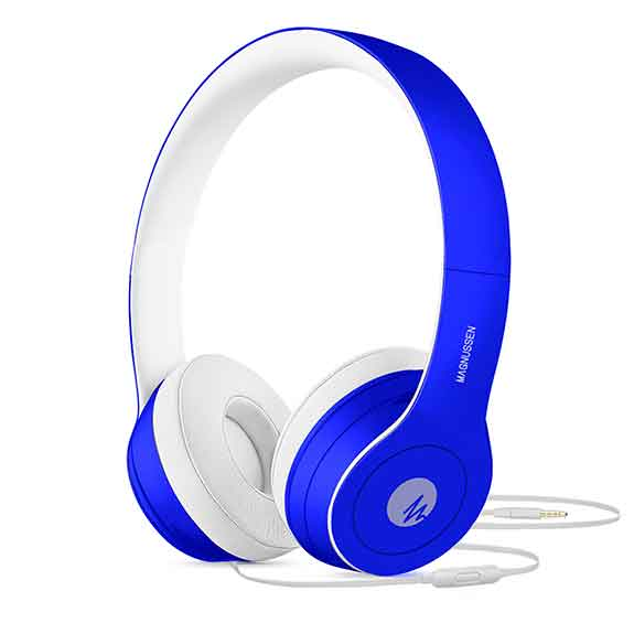 Magnussen Auricular W1 Blue Gloss Bluetooth