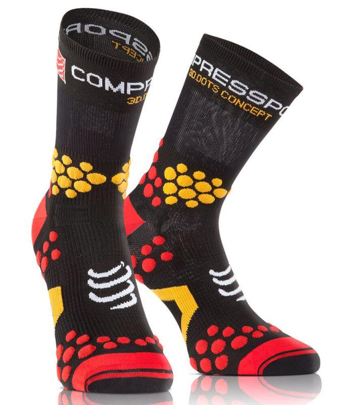 Compressport Proracing Socks 2.1 Trail Noir