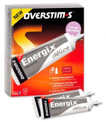 Overstims Gel Energix Delice