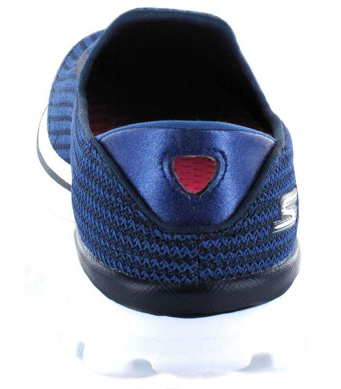 Skechers Go Walk 3 W Azul Skechers Calzado Walking señora Walking Tallas: 40