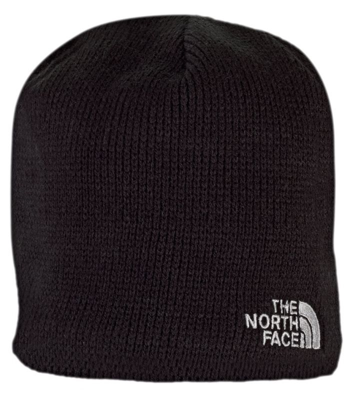 The North Face Bones Beanie Negro - Gorros - Viseras Running - The North Face