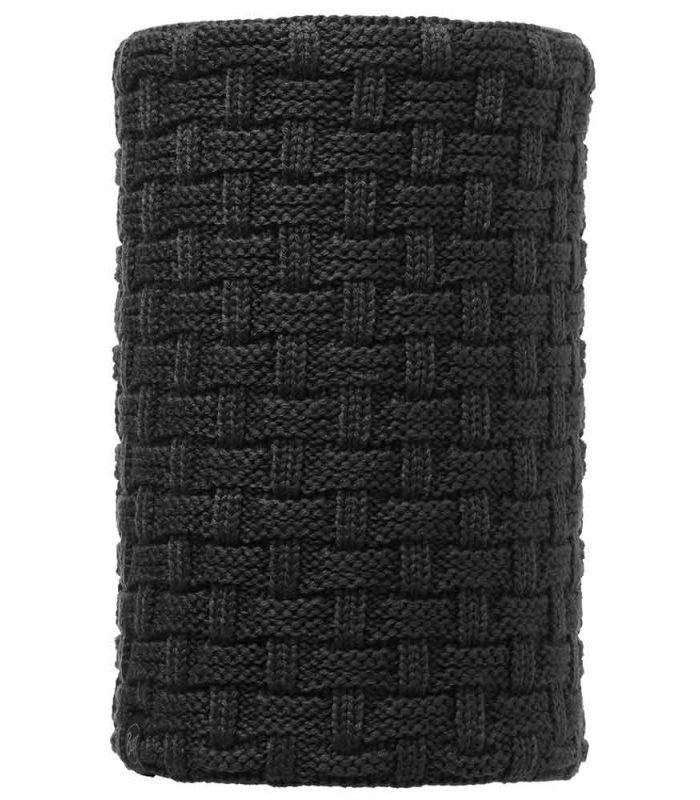 Renfort Tricoté & Polar Buff Neckwarmer Noir