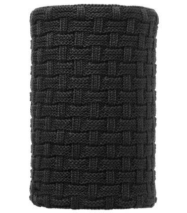 Buff Knitted & Polar Neckwarmer Buff Negro