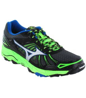 Mizuno Wave Mujin 3 Grey