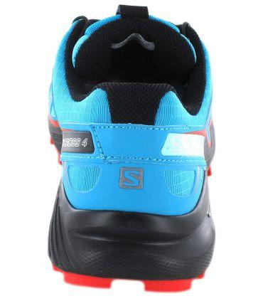 Salomon Speedcross 4 W Bleu