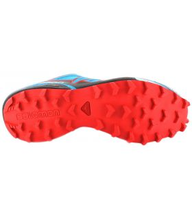 Salomon Speedcross 4 W Bleu