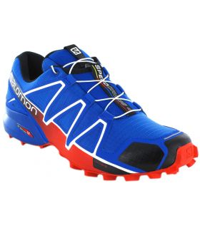 Salomon Speedcross 4 Azul