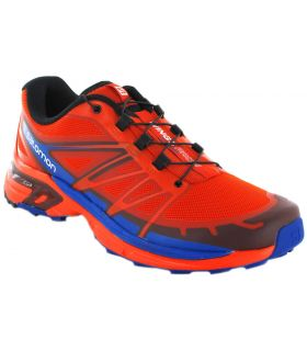 Salomon Wings Pro 2 Orange