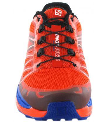 Salomon Wings Pro 2 Orange