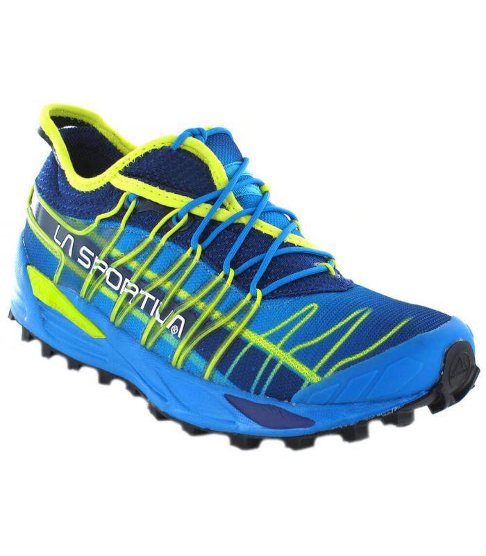 adea994d3 La Sportiva Mutant Azul - Zapatillas Trail Running Hombre - La Sportiva 43,  47