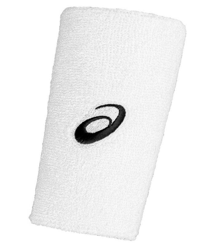 Asics Bracelet Double-Blanc Large