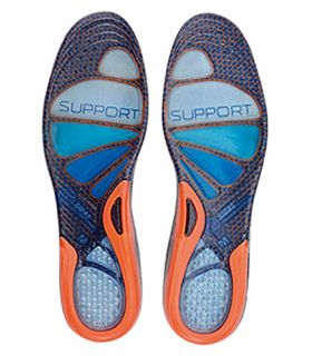 Sidas Insoles Cushioning Gel Support
