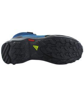 Adidas Terrex Mid Bleu Gore-Tex