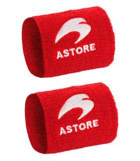 Astore Doppel Armband Rot
