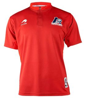'astore T-Shirt Abain Aspe Red Inf - Textile Ball