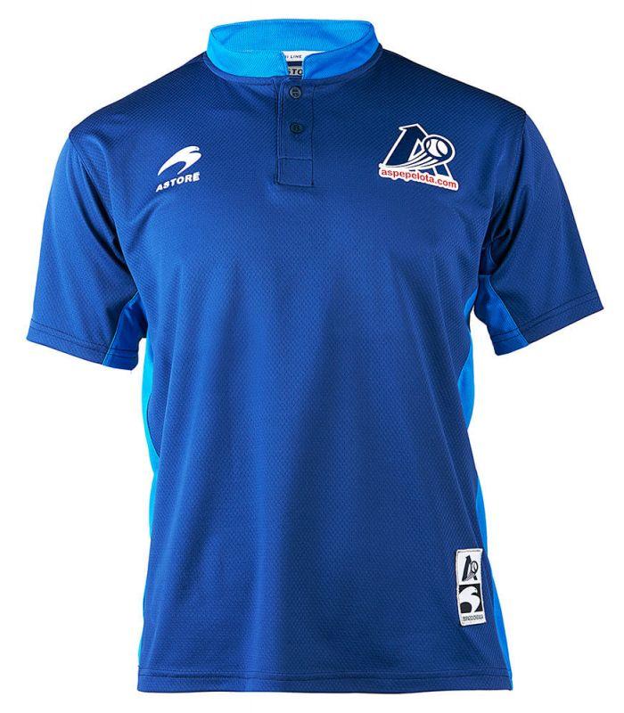 'astore T-Shirt Abain Aspe Blue Inf - Textile Ball