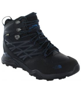 The North Face Hedgehog Hike Mid Blue Gore-Tex