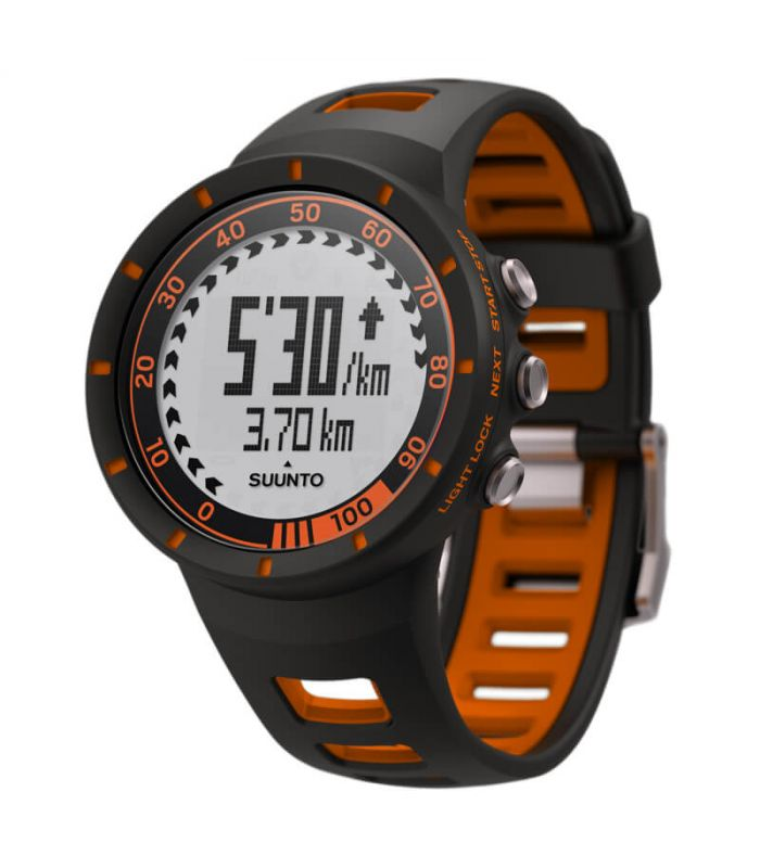 Heart Rate Monitor Suunto Quest Orange