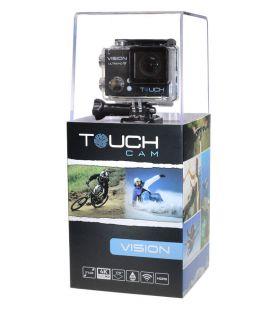 Cámara de acción TouchCam Vision Touch Cam Camara aventura Electronica
