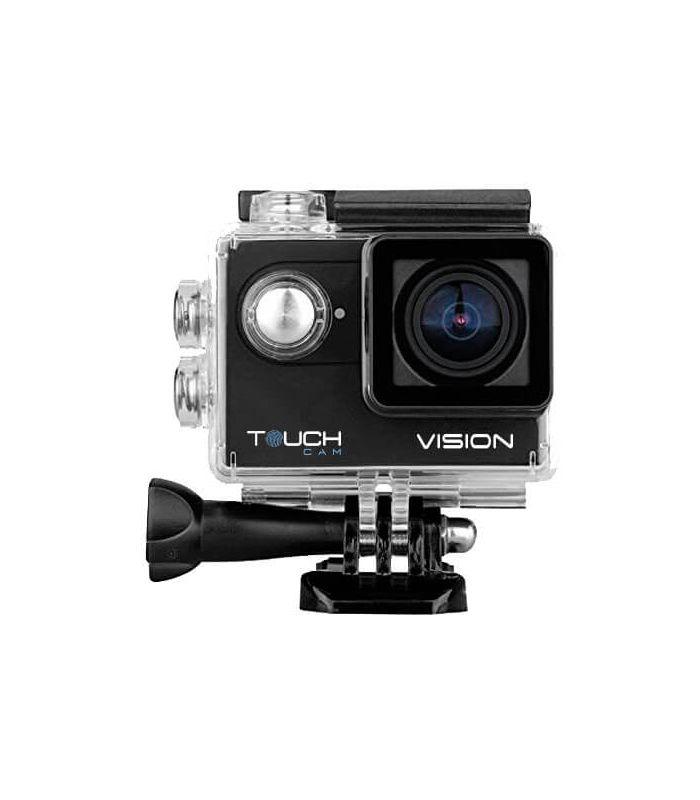 Caméra d'Action TouchCam Vision Blanc - Camara aventure