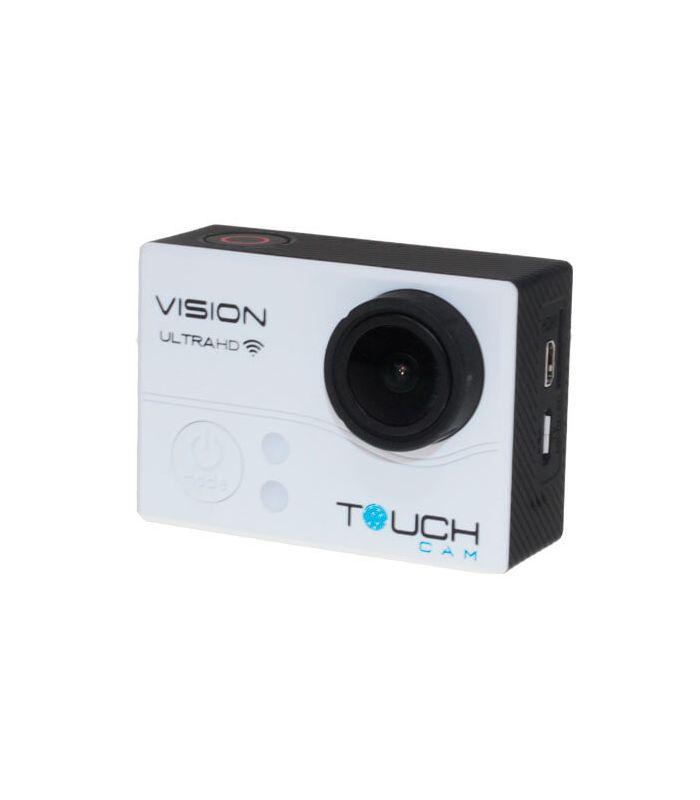Cámara de acción TouchCam Vision Blanco - Camara aventura