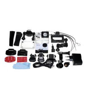 Cámara de acción TouchCam Vision Blanco Touch Cam Camara aventura Electronica