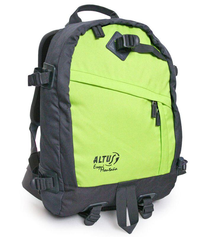 Altus Ski Mountain Grey Lime - Backpacks under 30 Litres