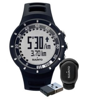 Heart Rate Monitor Suunto Quest Speed Pack Black