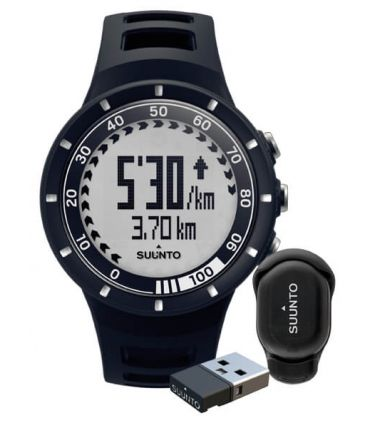 Pulsometro Suunto Quest Speed Pack Black