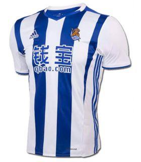Camiseta Adidas Real Sociedad Oficial 2016/17