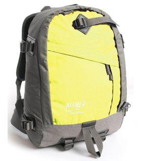 Altus Ski Mountain Grey Yellow