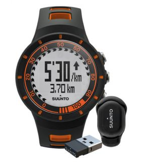Heart Rate Monitor Suunto Quest Speed Pack Orange