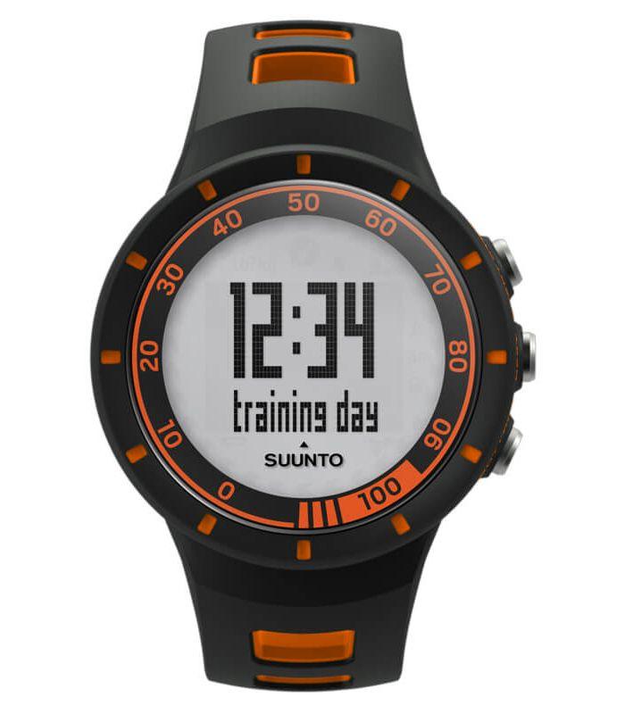 Pulsometros - Suunto Quest Speed Pack Orange + Dual Belt regalo Electronica Running