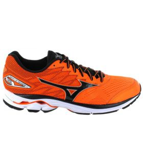 Mizuno Wave Rider 20 Orange